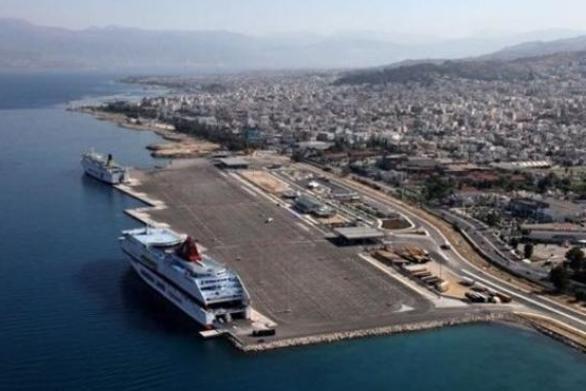 Λιμάνι Πάτρας - Ανάμεσα στα πορτοκάλια, ήταν κρυμμένοι 10 αλλοδαποί