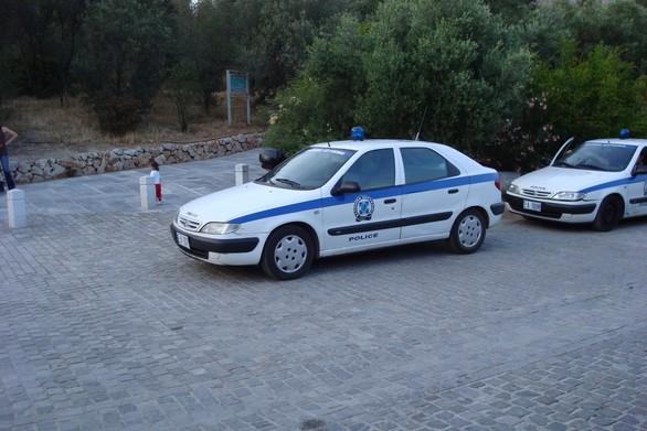 Συνελήφθη στο Μεσολόγγι για παράνομη διαμονή στη χώρα