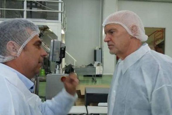 Ο Γιώργος Παπανδρέου ξεκίνησε την προεκλογική του εκστρατεία στην Αχαΐα (φωτο)