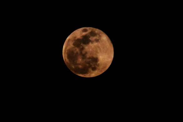 Το βλέμμα στον ουρανό - «Υπερπανσέληνος των σκουληκιών» απόψε με εαρινή ισημερία