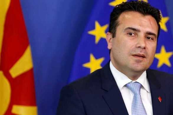 """Ζόραν Ζάεφ: """"Να απαντήσει η Ελλάδα αν ομιλείται η «μακεδονική γλώσσα» στο έδαφός της"""""""