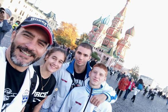 Οι Boxerinos της Παναχαϊκής... ταξιδεύουν σε όλη την Ευρώπη (pics)
