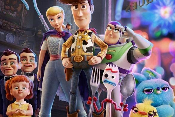 Κυκλοφόρησε το πρώτο τρέιλερ του Toy Story 4