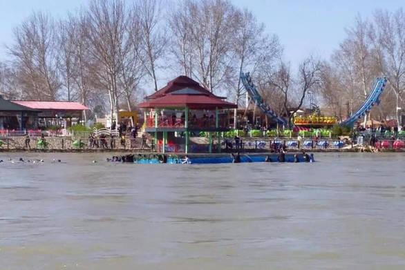 Ιράκ: 40 νεκροί από βύθιση φέρι μποτ στον ποταμό Τίγρη