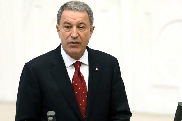 Προκλητικός για ακόμα μια φορά ο τούρκος υπουργός Άμυνας