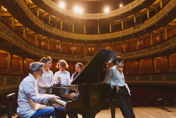 """""""Eroica"""" - Μια μουσική παράσταση, στην Πάτρα, για τα σημάδια που αφήνει το τσίμπημα της Άνοιξης"""