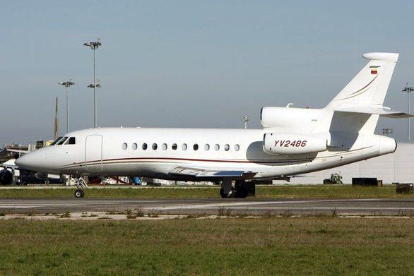 Κυβερνητικό αεροσκάφος της Βενεζουέλας προσγειώθηκε και σε Καβάλα, Ηράκλειο