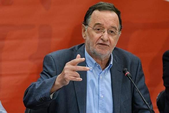 """Π. Λαφαζάνης: """"Χρειάζεται νέο '21 ενάντια στους «Νενέκους» της κυβέρνησης"""""""