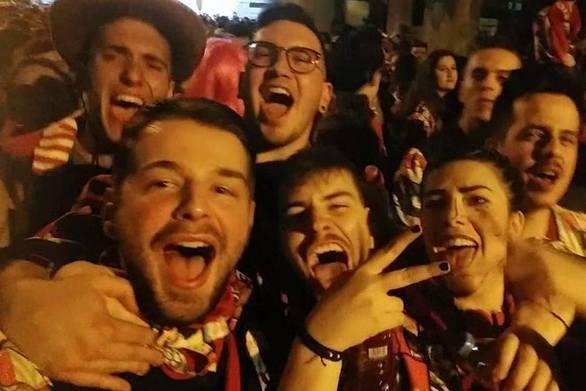 Ένα τρελό - τρελό βίντεο με... ζάλη και Καρναβάλι από την Πάτρα