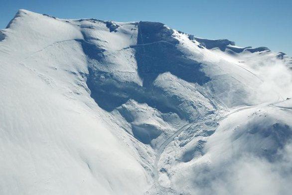 Αγνοούνται τέσσερις σκιέρ στις ελβετικές Άλπεις