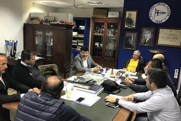 Ο ΝΟΠ συναντήθηκε με τον υποψήφιο Δήμαρχο Πατρέων, Σπύρο Πολίτη! (φωτο)
