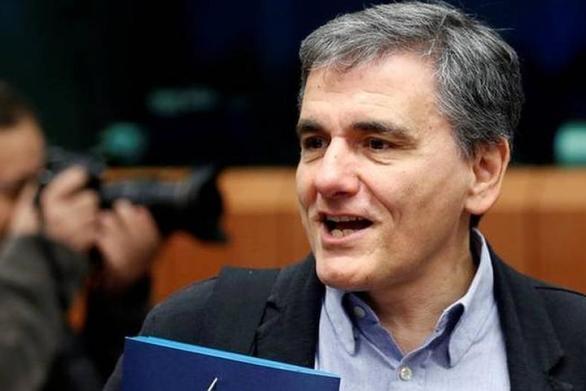 Ο υπουργός Οικονομικών Ευκλείδης Τσακαλώτος έρχεται στην Πάτρα