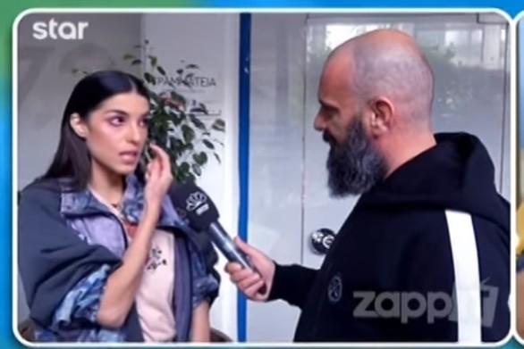 """Άννα Μαρία Βέλλη: """"Δεν ωρύομαι και δεν φωνάζω"""" (video)"""