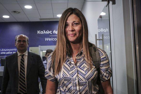 Η Σοφία Ζαχαράκη νέα εκπρόσωπος Τύπου της Νέας Δημοκρατίας