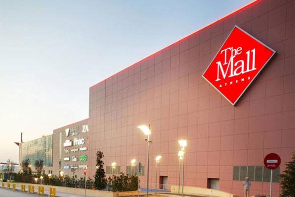 Γυναίκα έπεσε από τον 3ο όροφο του Mall στο Μαρούσι!