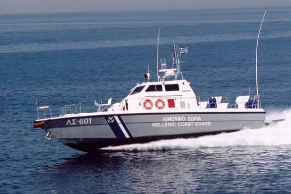 Ανετράπη βάρκα με μετανάστες ανοιχτά της Χίου