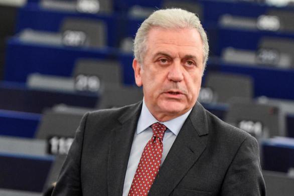 """Δημήτρης Αβραμόπουλος: """"Η Ευρωπαϊκή Ένωση έχει σώσει 730.000 πρόσφυγες"""""""