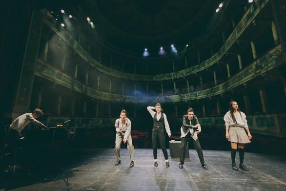 """Πάτρα - Η μουσική παράσταση """"Eroica"""", για ένα ακόμη βράδυ,στο Θέατρο Απόλλων!"""