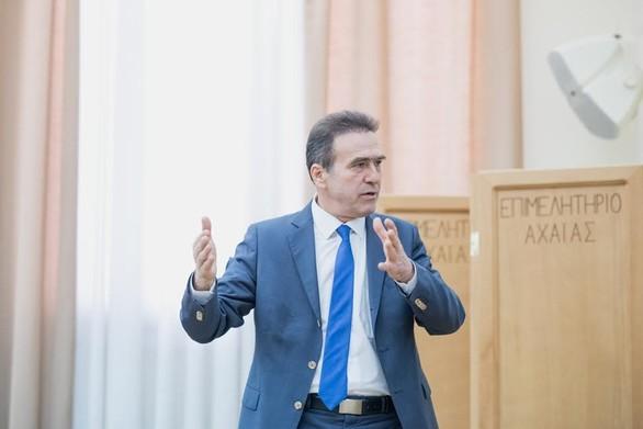 """Γιώργος Κουτρουμάνης: """"Ιδού γιατί η οικονομία δεν πάει καλά"""""""