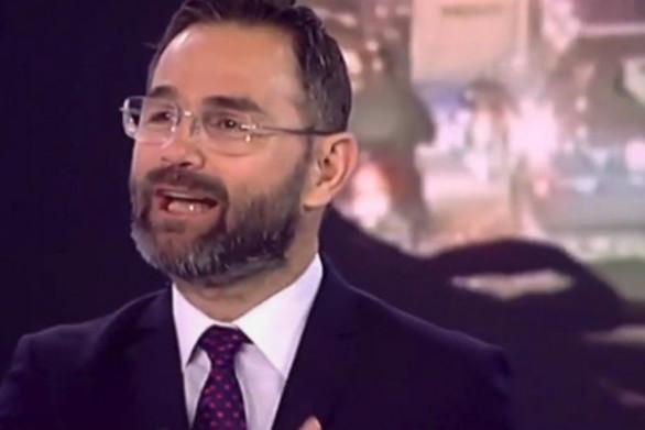 """Αντιπρόεδρος αστυνομικών υπαλλήλων για λιμενικούς: """"Πού πας ρε Καραμήτρο στα Εξάρχεια;"""" (video)"""