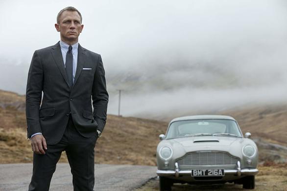 Έρχεται στην Αθήνα για γύρισμα ο James Bond;