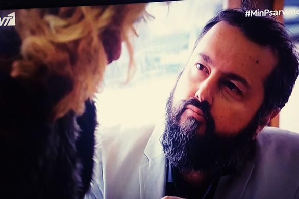 """Εξαιρετικός ο Πατρινός Γιώργος Αγγελόπουλος στη σειρά """"Μην Ψαρώνεις""""!"""