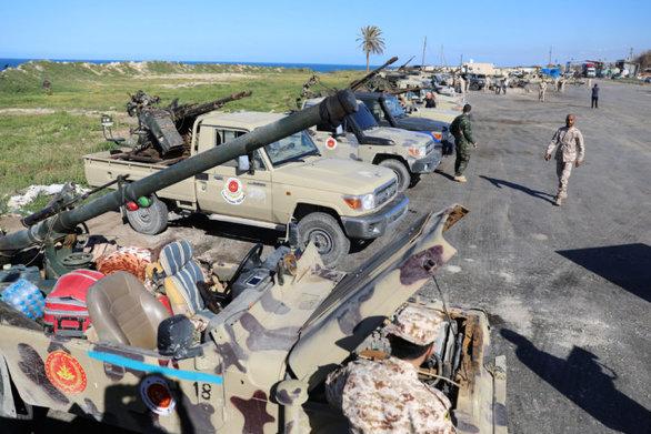 Φόβοι για εμφύλια σύρραξη στη Λιβυή