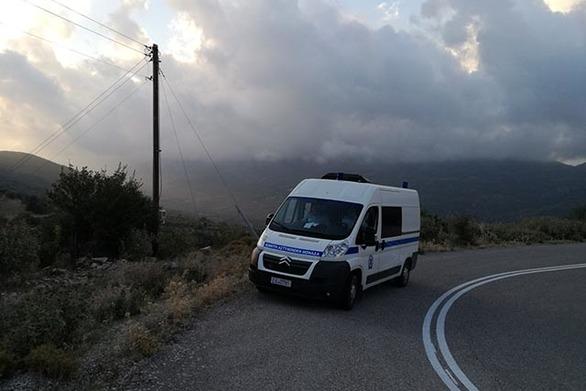 Η Κινητή Αστυνομική Μονάδα στις περιοχές της Ακαρνανίας