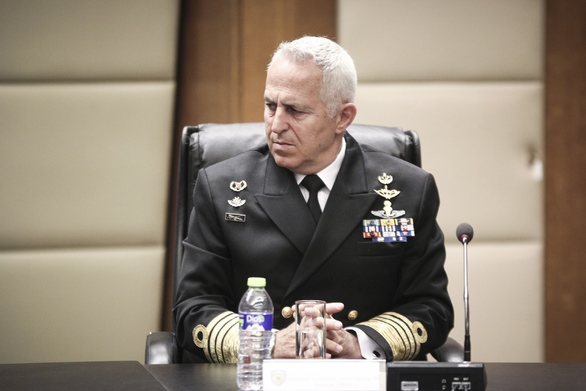 """Αποστολάκης: """"Οι Ένοπλες Δυνάμεις είναι έτοιμες και επαρκείς να προασπίσουν τα εθνικά συμφέροντα"""""""