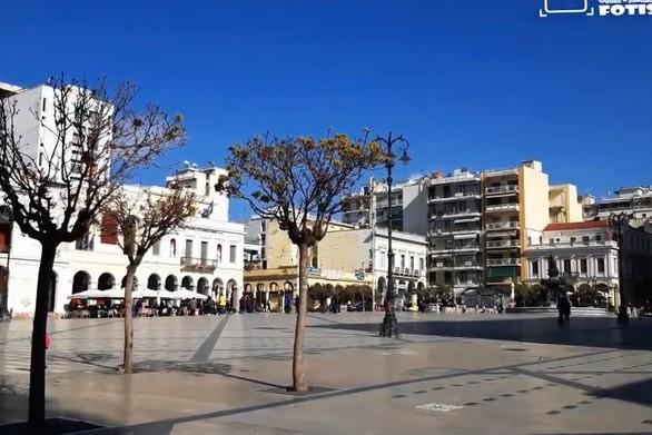 """Πάτρα - Μια πόλη που με το άρωμα της άνοιξης """"ανθίζει"""" (video)"""