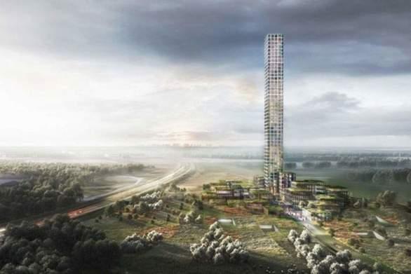 Στη Δανία ο υψηλότερος ουρανοξύστης της Δυτικής Ευρώπης