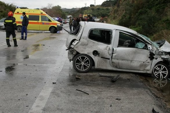 Δυτική Ελλάδα: Σημαντική μείωση στα θανατηφόρα τροχαία ατυχήματα το Μάρτιο