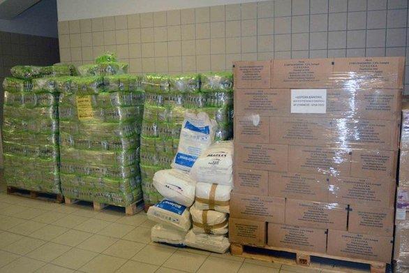 """Στην """"ουρά"""" των ΤΕΒΑ - Τουλάχιστον 18.000 οικογένειες στην Αχαΐα στο πρόγραμμα της φτώχειας"""