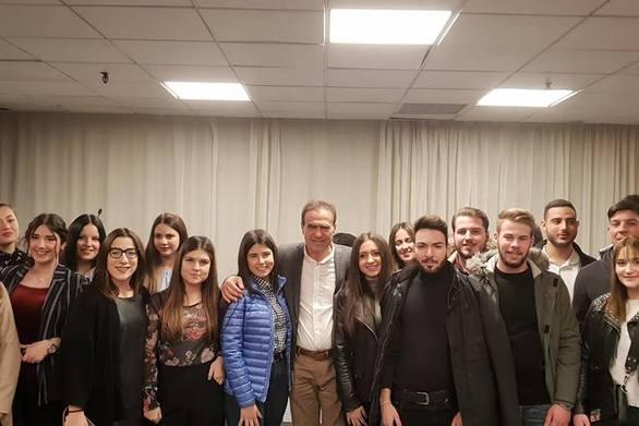 """Γιώργος Κουτρουμάνης: """"Θερμά συγχαρητήρια στη ΔΑΠ - ΝΔΦΚ"""""""