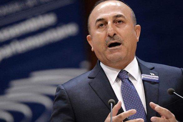 """Τσαβούσογλου: """"Η Τουρκία εμμένει στις εγγυήσεις στην Κύπρο"""""""