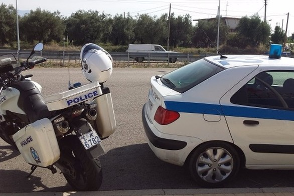 Αγρίνιο: Tους έπιασαν για παραβάσεις του κώδικα οδικής κυκλοφορίας