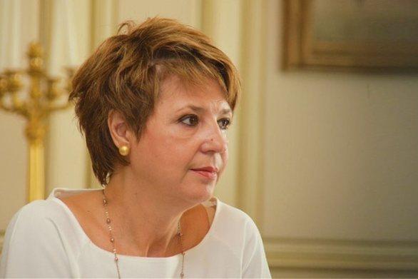 """Όλγα Γεροβασίλη: """"ΝΔ και ΠΑΣΟΚ λένε ψηφίστε μας"""""""