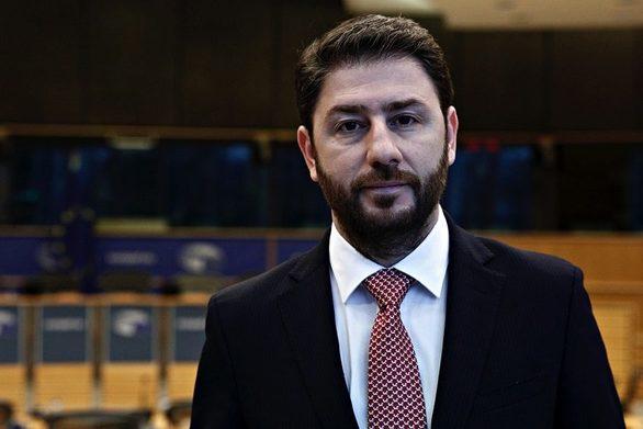 Έρχεται στην Πάτρα ο ευρωβουλευτής Νίκος Ανδρουλάκης