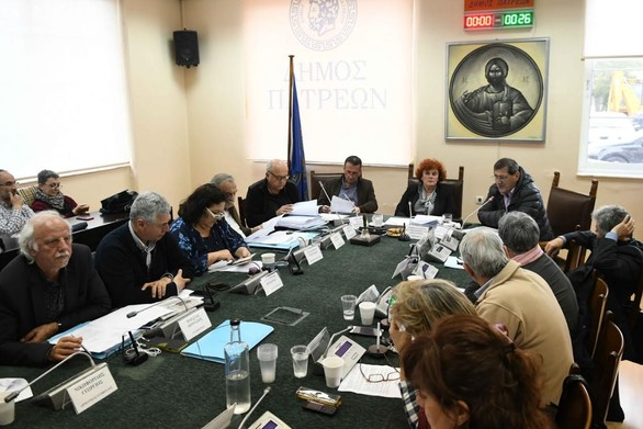 O Δήμος Πατρέων ενέκρινε τη δημιουργία νέου κοιμητηρίου