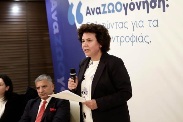 """Αθηνά Τραχήλη: """"Τέλος στους Δήμους-φτωχούς συγγενείς"""""""