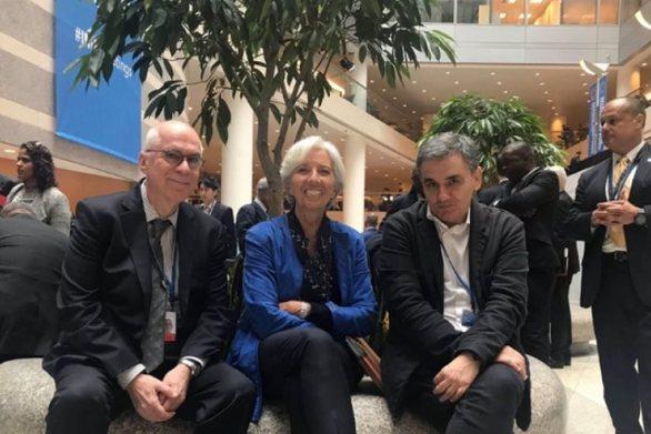 Σύντομα το επίσημο αίτημα στον ESM, για την πρόωρη αποπληρωμή μέρους των δανείων του ΔΝΤ