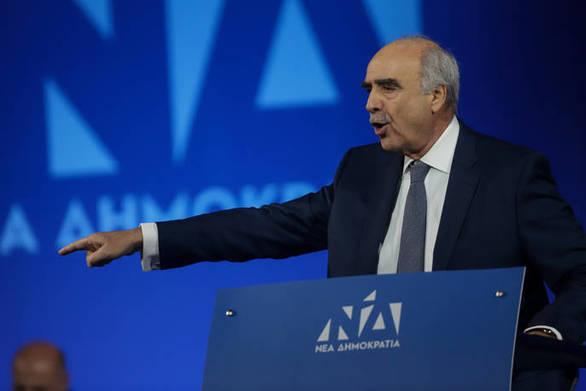"""Βαγγέλης Μεϊμαράκης: """"Μάχομαι να καταγραφεί η μεγάλη νίκη της ΝΔ"""""""