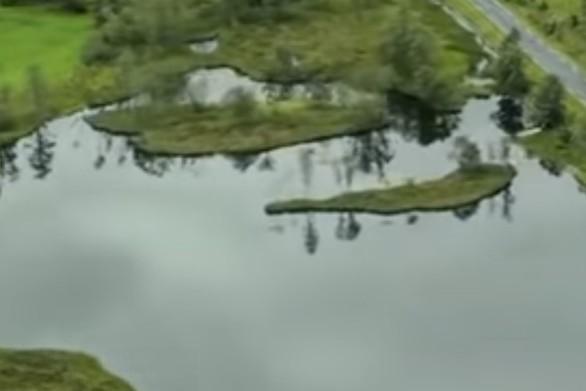 Νορβηγία - Πλωτά νησάκια γεμάτα βλάστηση (video)