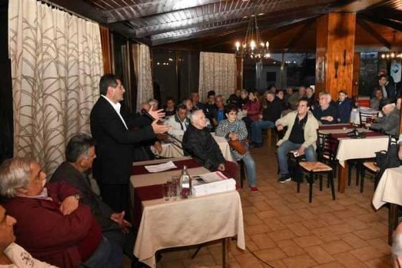 Πάτρα: Συγκεντρώσεις και ομιλίες του Κώστα Πελετίδη