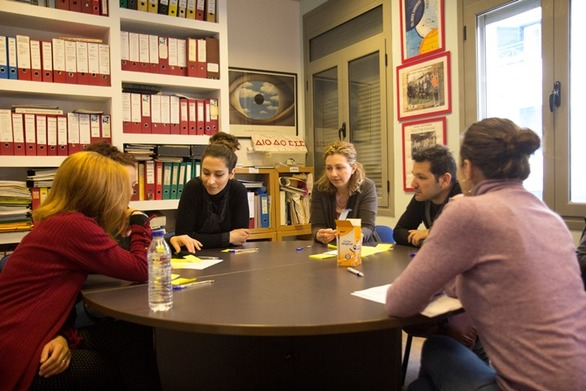Πάτρα - Πραγματοποιήθηκε το έκτο βιωματικό εργαστήριο παιδιών 4-6 ετών μαζί με τους γονείς τους (φωτο)