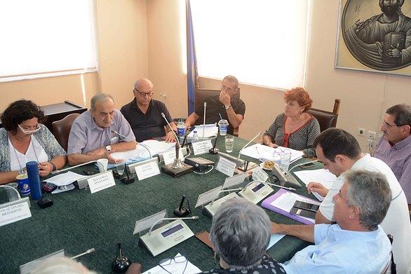 Πάτρα - Τα θέματα που θα συζητηθούν στην 5η συνεδρίαση της Επιτροπής Ποιότητας Ζωής