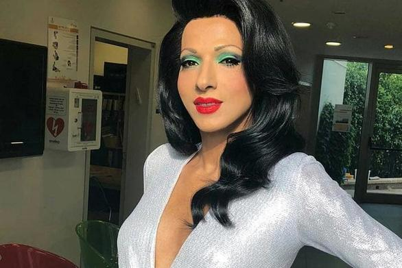 Η Dana International επιστρέφει στη σκηνή της Eurovision