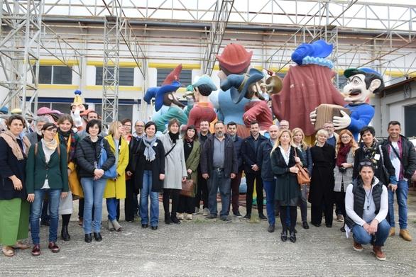 Creadis 3: Το Δημιουργικό Οικοσύστημα της Δυτικής Ελλάδας γνώρισαν εταίροι από πέντε χώρες