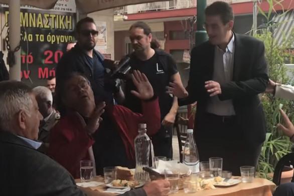 Επιδημία οι αποδοκιμασίες στους υποψηφίους του ΣΥΡΙΖΑ