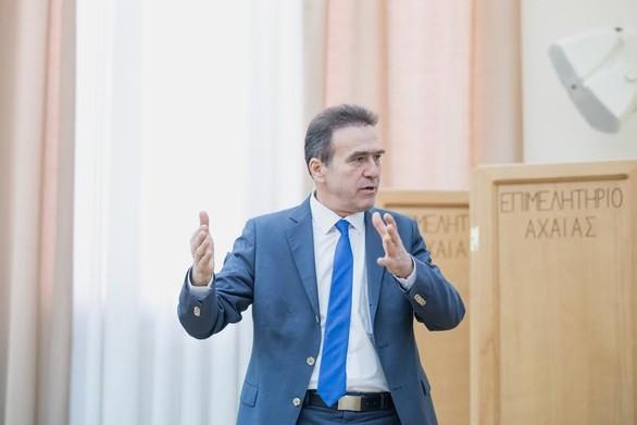 """Γιώργος Κουτρουμάνης: """"Οι ευρωεκλογές θα σημάνουν αλλαγή σελίδας στη διακυβέρνηση της χώρας"""""""